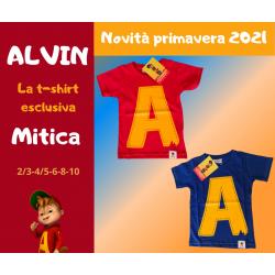 T-shirt Alvin Mitica