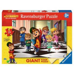 Puzzle Alvin giant floor 24...
