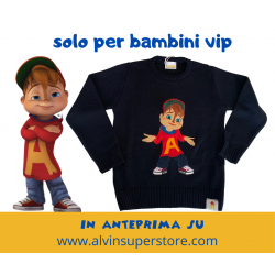 Alvin embroidery jersey