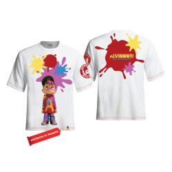 Alvin Painter T shirt