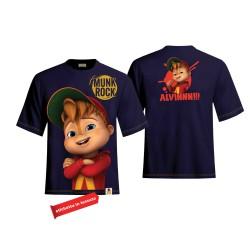 Alvin face T shirt