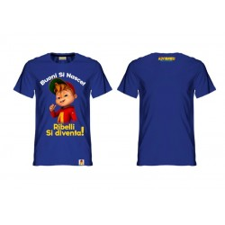 t-shirt Alvin buoni si nasce