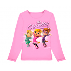 T-shirt The Chipettes