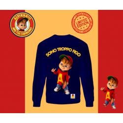 T-shirt Alvin m/l Sono Troppo Figo