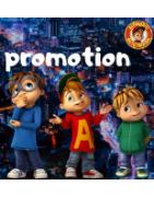Alvin promotion